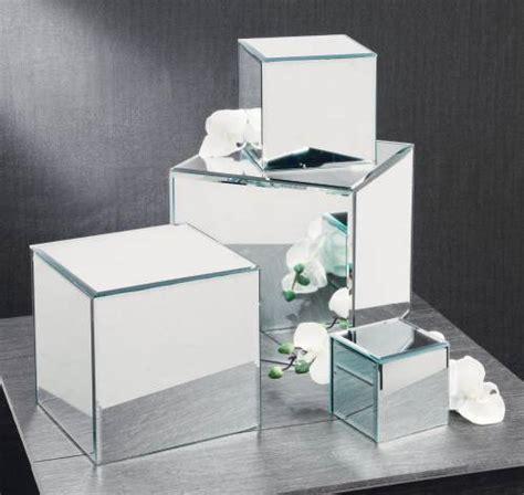 square glass centerpieces mirror pedestal risers set of 4 mirror cubes mirror