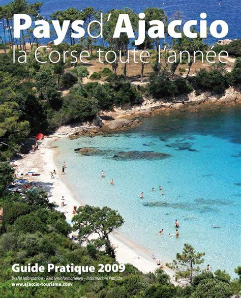 bureau ajaccio ajaccio brochure by frans bureau voor toerisme issuu
