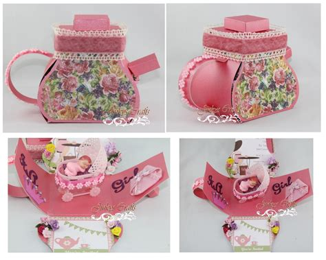Teapot Exploding Box PDF Tutorial   Jinkys Crafts