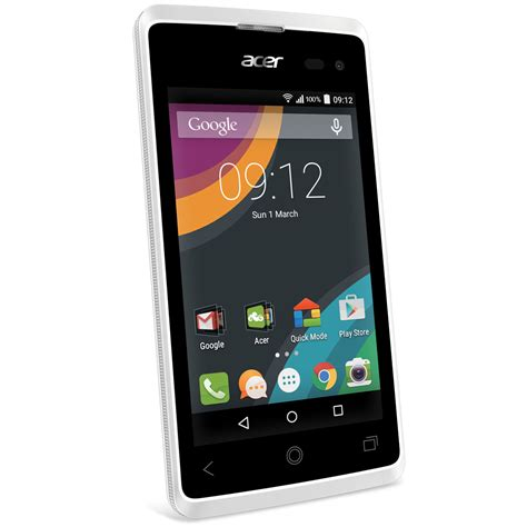 acer android mobile acer liquid z220 blanc mobile smartphone acer sur ldlc