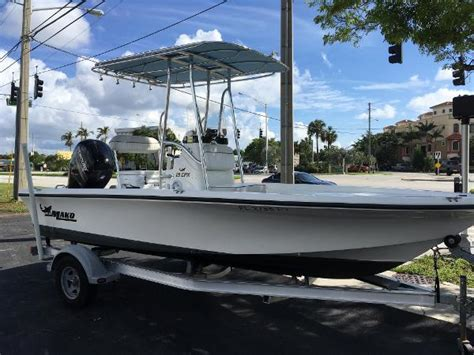 Used Mako Bay Boats For Sale In Florida by Used Mako Bay Boats For Sale Boats