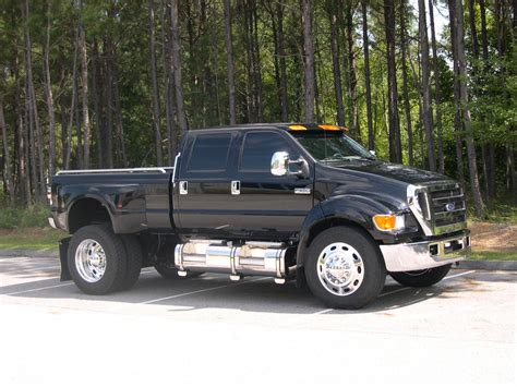 Extreme Pickup Truck  F650 Pickup In 2wd, 4wd, Suv And