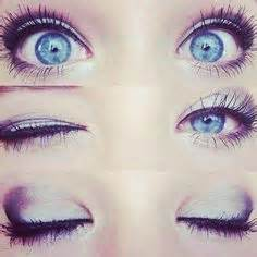 Rare violet eyes (a genetic mutation called Alexandria's ...