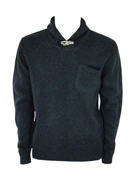 Peter Werth Peter Werth Long Sleeve Shawl Neck Knit