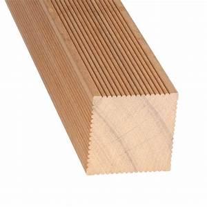 Sonnensegel Pfosten Holz : bangkirai pfosten 90x90mm holz ~ Michelbontemps.com Haus und Dekorationen
