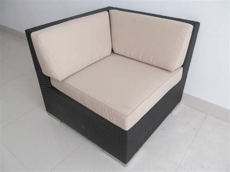 genuine ohana patio wicker furniture 9pc all weather