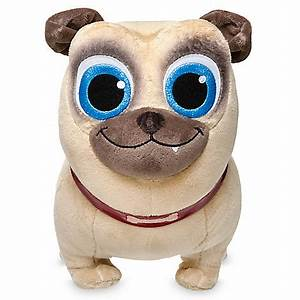 Rolly Plush - Puppy Dog Pals - Small - 12'' | Disney Store