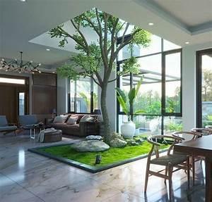 40, Amazing, Indoor, Garden, Design, Ideas, That, Make, Your, Home