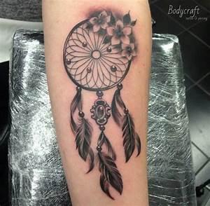 70+ Meaningful Dreamcatcher Tattoos Ideas