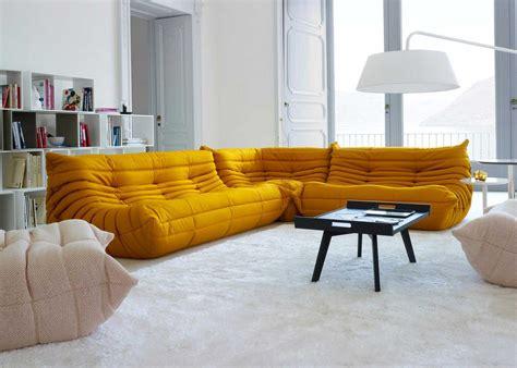 canapé togo ligne roset occasion ligne roset togo modular corner sofa complete heal s