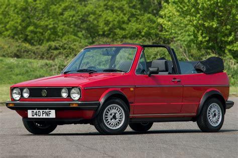 vw golf cabrio volkswagen golf mk1 cabriolet classic car review
