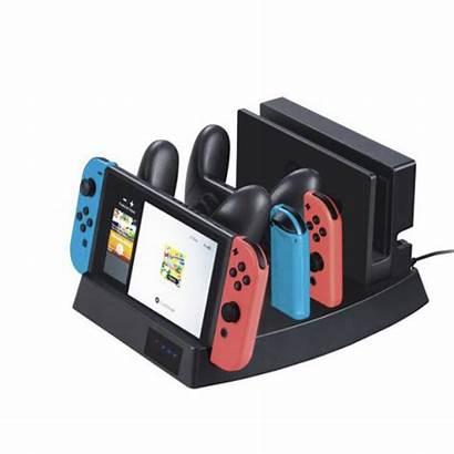 Nintendo Switch Support Charge Multiple Sosav Non