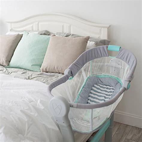side bed sleeper for babies swaddleme bedside bassinet best baby bassinets