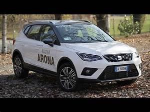 Seat Arona Xcellence Automatikgetriebe : seat arona 1 0 ecotsi 115 cv xcellence test drive youtube ~ Jslefanu.com Haus und Dekorationen