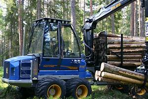 More efficient forest machines are shrinking the market ...