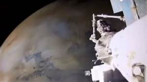 Leaked 'NASA video footage' shows a manned mission to Mars ...
