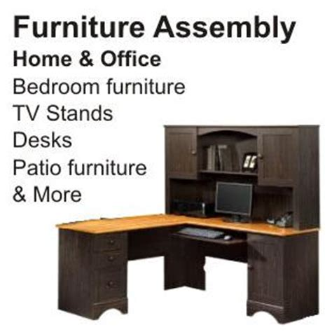 furniture assembly delivery services