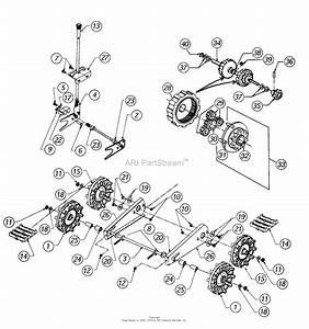 Mtd 31ae7c8f099  247 888500   1998  Parts Diagram For