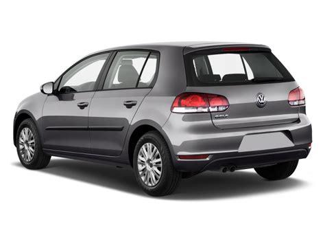 4 Door Volkswagen by Image 2011 Volkswagen Golf 4 Door Hb Auto Angular Rear