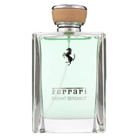 The pros are the very fresh, somewhat fruity and spicy, summery scent, which suits well with the name of the perfume. Ferrari Radiant Bergamot - Eau De Toilette 100ML