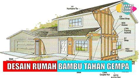 desain rumah anti gempa