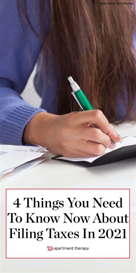 4 Things You Need to Know Right Now About Filing Your ...