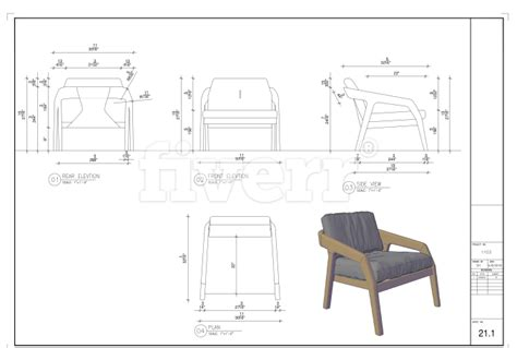 pin  furniture shop drawing