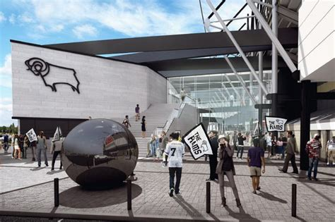 Plans unveiled for Nottingham Forest's arch-rivals Derby ...