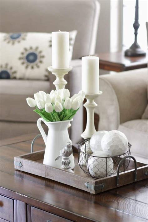 Picture gallery of coffee tables decoration ideas. Coffee Table Decor Ideas for a Cozy Living Room - Salvaged Living