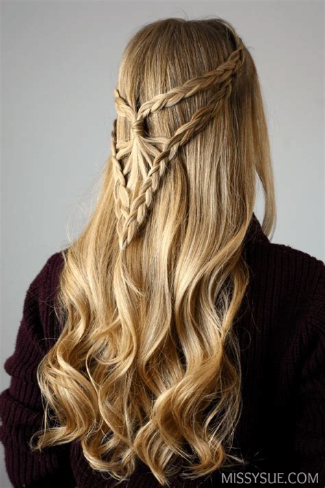 bohemian arrowhead braid womens world hair braids