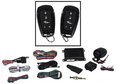 Prestige Aps787e Remote Start & Car Alarm Keyless System