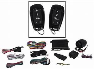 Prestige Aps787e Remote Start  U0026 Car Alarm Keyless System