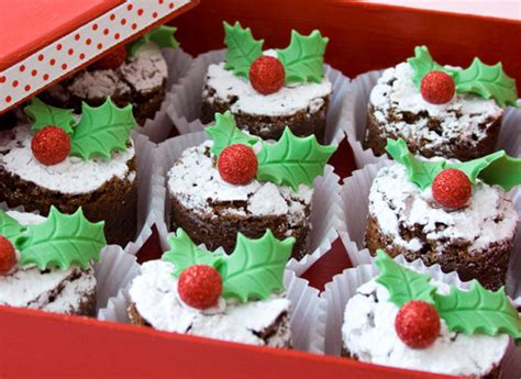 christmas brownie bites cakejournal com