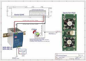 Gecko Wiring Diagrams