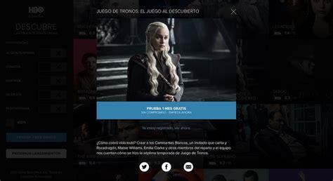 Hbo No Funciona, Cómo Acceder Para Ver Juego De Tronos Online