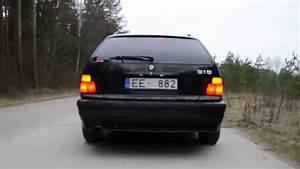 Bmw 325 Tds Sound  Strart  Engine  Power  Diesel  Touring  E36