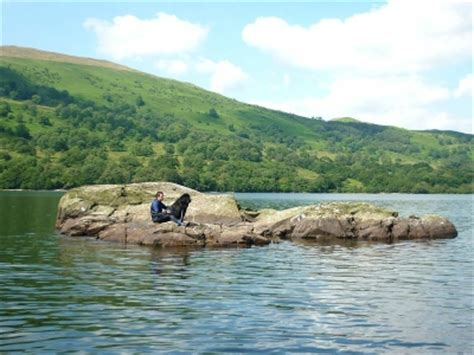 Fishing Boat Hire Ullswater by Ullswater Activities Including Sailing And The Ullswater