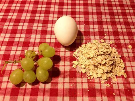 diy face mask  mixing grapes egg yolk  oats diy