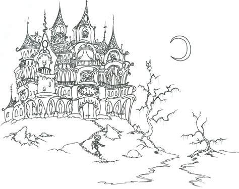 coloriage de halloween