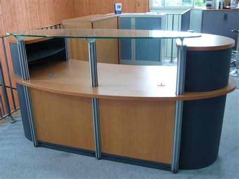 bureau d occasion occasion mobiliers de bureau banque d 39 accueil d 39 occasion