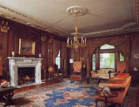 Elegant Impressive Old House Interiors Ideas