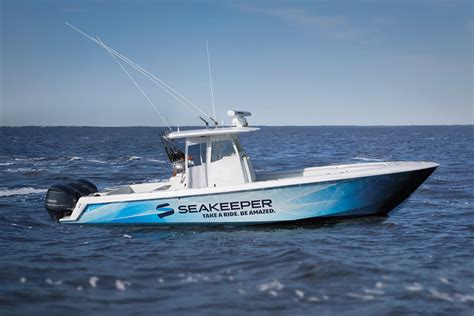 Deno Boats by Q A With Seakeeper Co Founder Shepard Mckenney Trade