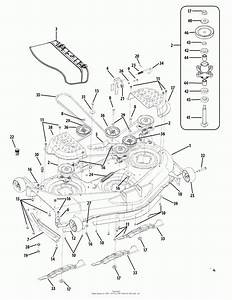 Cub Cadet Rzt 50 Parts Diagram
