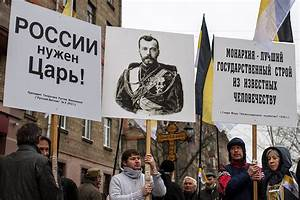 Will Russia Ever Revert Back To A Monarchy