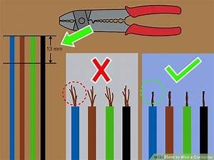 How To Wire A Contactor  13 Steps  With Pictures