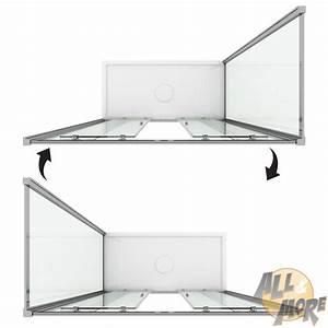 Cabine De Douche Verre Opaque : cabine de douche 80x140 cm h198 angulaire 2 portes opaque ~ Edinachiropracticcenter.com Idées de Décoration