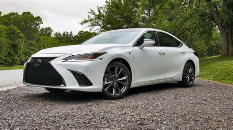 lexus es  drive review