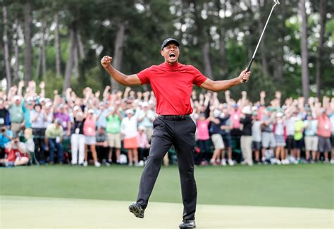 Tiger Woods Masters 2019 / Masters 2019 Tiger Woods Went ...