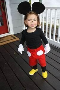 Mickey Mouse Kostüm Selber Machen : meine l wen ein last minute kost m f r kinder karneval halloween costumes und halloween ~ Frokenaadalensverden.com Haus und Dekorationen