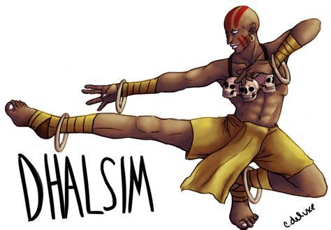 Street Fighter Dhalsim By Cdeluxe On Deviantart